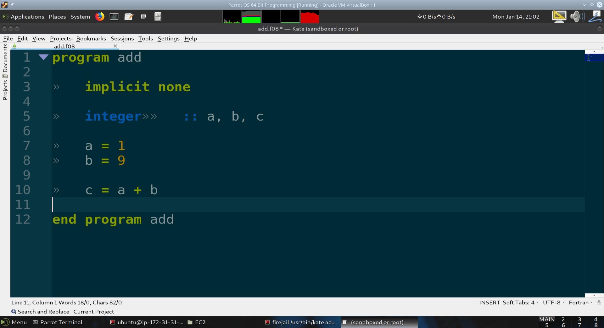 MK Dynamics - Computer Security - Disassembling Binaries