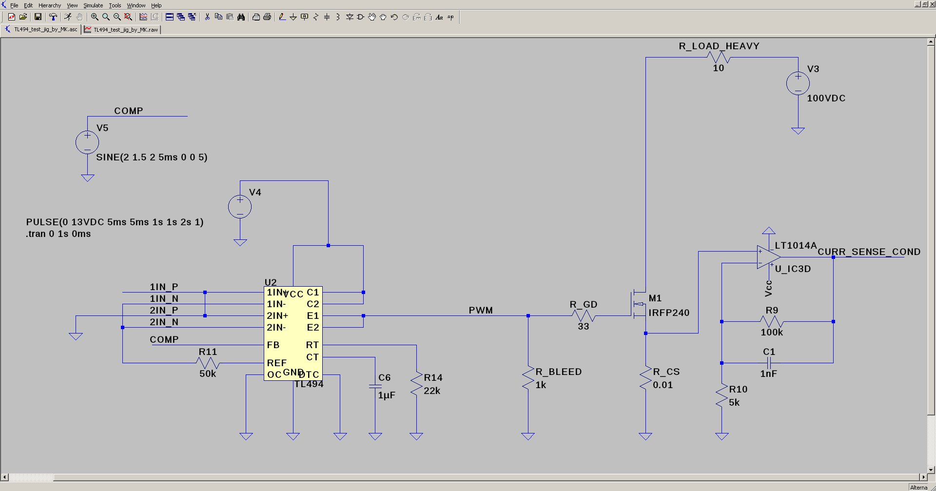 MK Dynamics - Electronics - Power Electronics